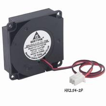 1 Pcs Gdstime 3D Printer Bola Ganda Bantalan 5 V Fan 40x40x10mm Blower Fan 40mm Kecil Pendingin DC Brushless Cooling Fan 5 Volt 2Pin