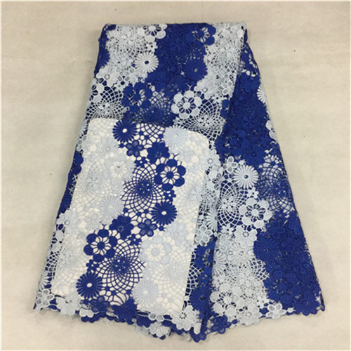blue and white african fabric african lace fabric manufacturers