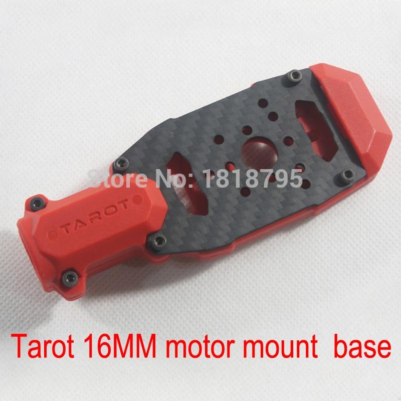 Tarot Dia 16mm Multi Axle Clamping Motor Mount Plate TL68B25