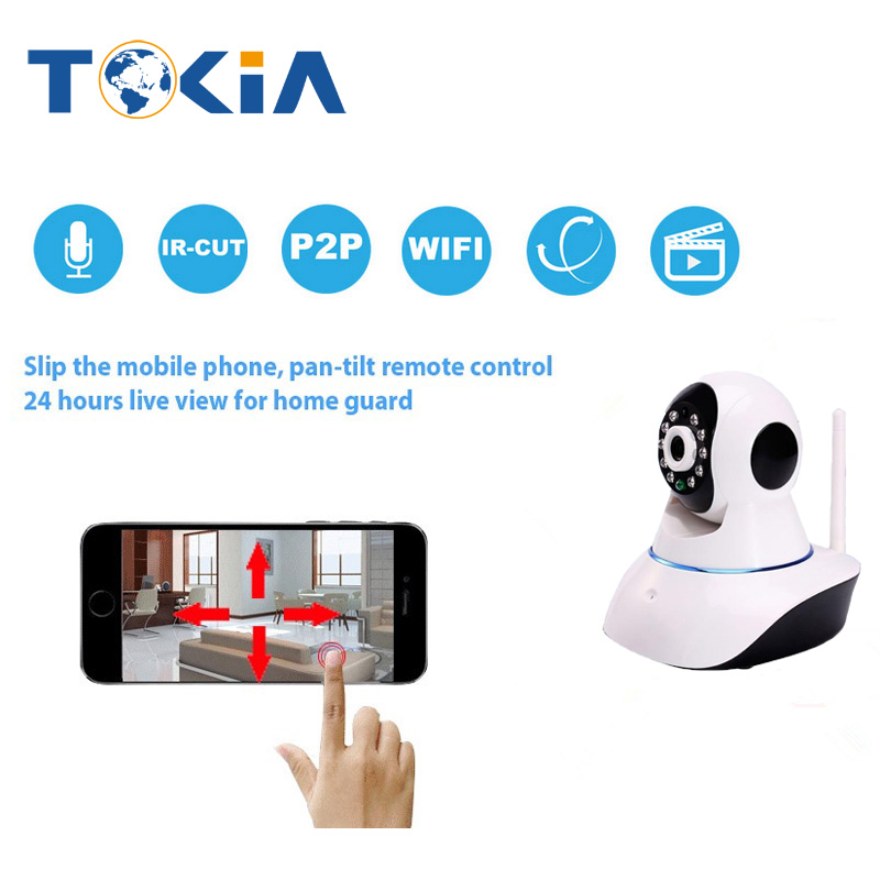 HD 960P Wireless Wifi IP Camera H.264 P2P Pan Tilt IR Cut Security Camera Network IP Webcam Support 128GB TF Card hd 960p wireless wifi ip camera h 264 p2p pan tilt ir cut security camera network ip webcam support 128gb tf card