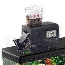 Аквариум Цифровой дисплей Танк автоматической подачи, кормить рыбок, устройства, автоматической подачи