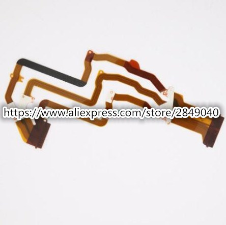 FP-2192 NEW LCD Flex Cable For SONY HDR-CX610E HDR-CX450E CX610E CX450E CX610 CX450 Video Camera Repair Part