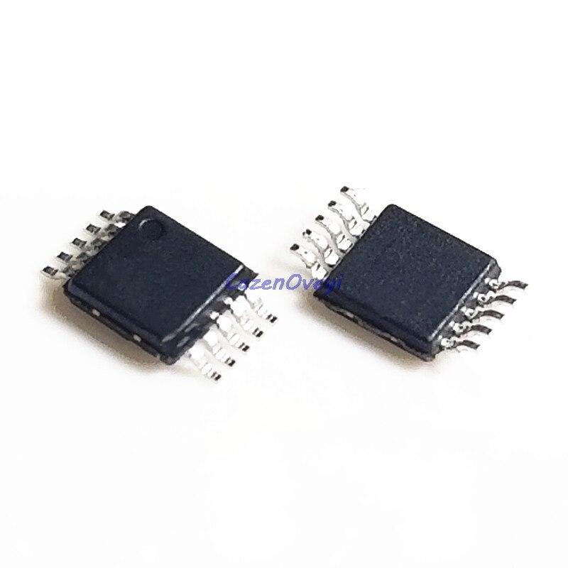 1pcs/lot MCP4728-E/UN MCP4728 4728 MSOP-10 Best Quality In Stock
