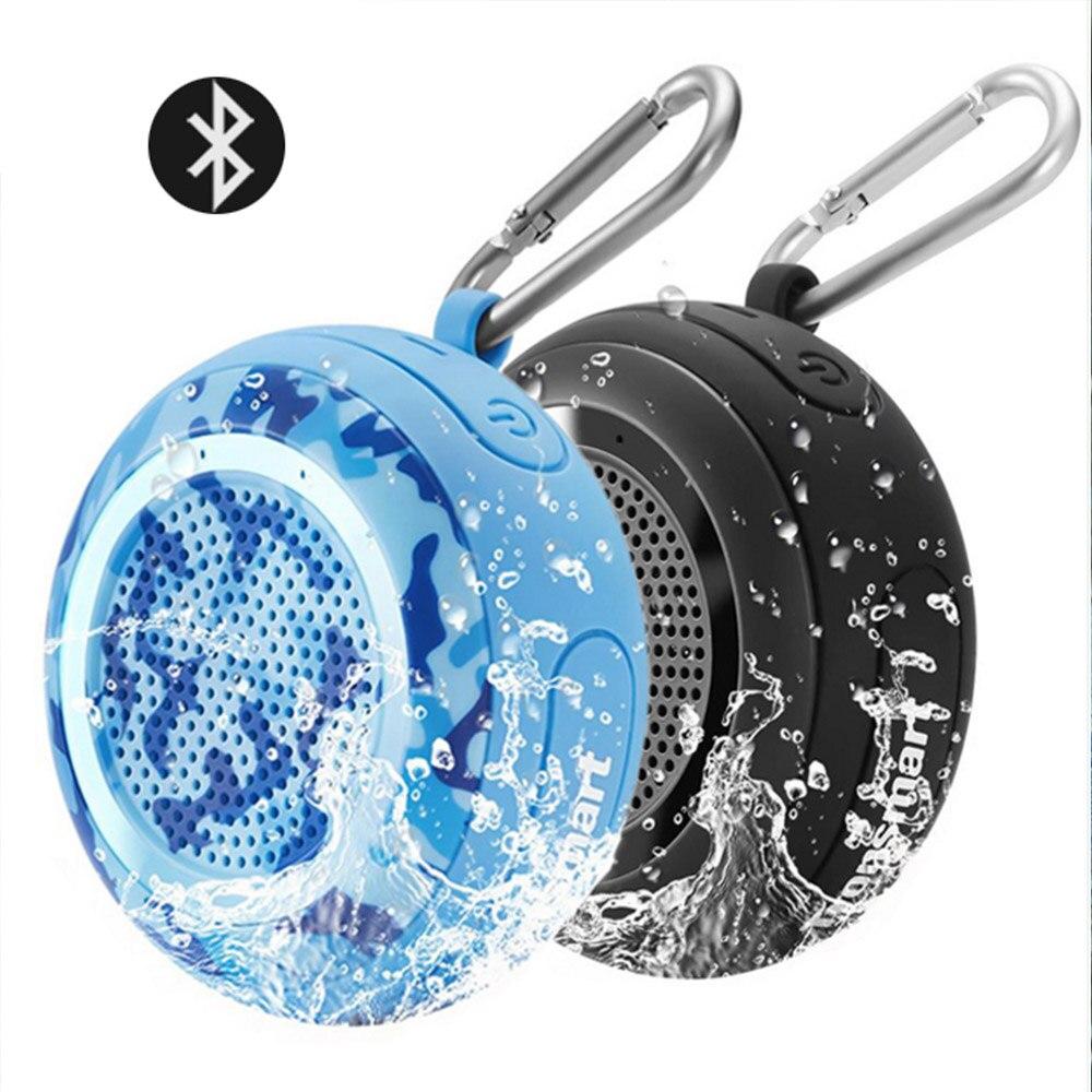 Tronsmart Étanche Bluetooth Stéréo Haut-Parleur Sans Fil Bluetooth 4.2 Splash IP67 Portable En Plein Air Haut-Parleur Intégré Microphone
