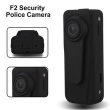 Blueskysea F2 1080 P HD полиции Камера 140 градусов охранник рекордер Loop Запись Мини DVR тела карман 850 мАч Батарея