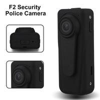 Comprar Blueskysea F2 1080P HD cámara de Policía de Seguridad de 140 grados grabadora de bucle grabación Mini DVR cuerpo bolsillo 850mAh batería