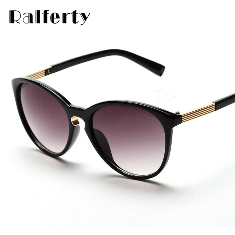 26f936d4a0 Ralferty Designer Vintage Ladies Gradient Sunglasses Women UV400 Safety Sun  Glasses Female Outdoor Goggles Shades Oculos 1910