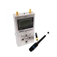 RF Explorer 3g комбо анализатор спектра портативный анализатор спектра измеряется 15 2700 мГц 112 кГц 100 мГц