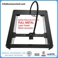 FULL METAL New Listing 5500mw Mini DIY Laser Engraving Engraver Machine Laser Printer Marking Machine,laser fasrer,moLaser Power