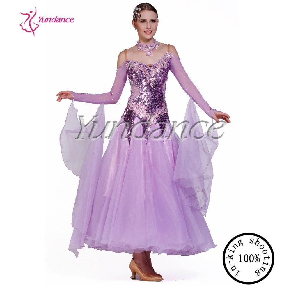 82847d8b040b4e B-10207 Moda Sukienka skrojony na miarę Tańca Towarzyskiego Dress Women  Sukienka Taniec