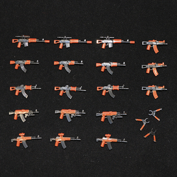 (21pcs) AK47 Weapons Pack