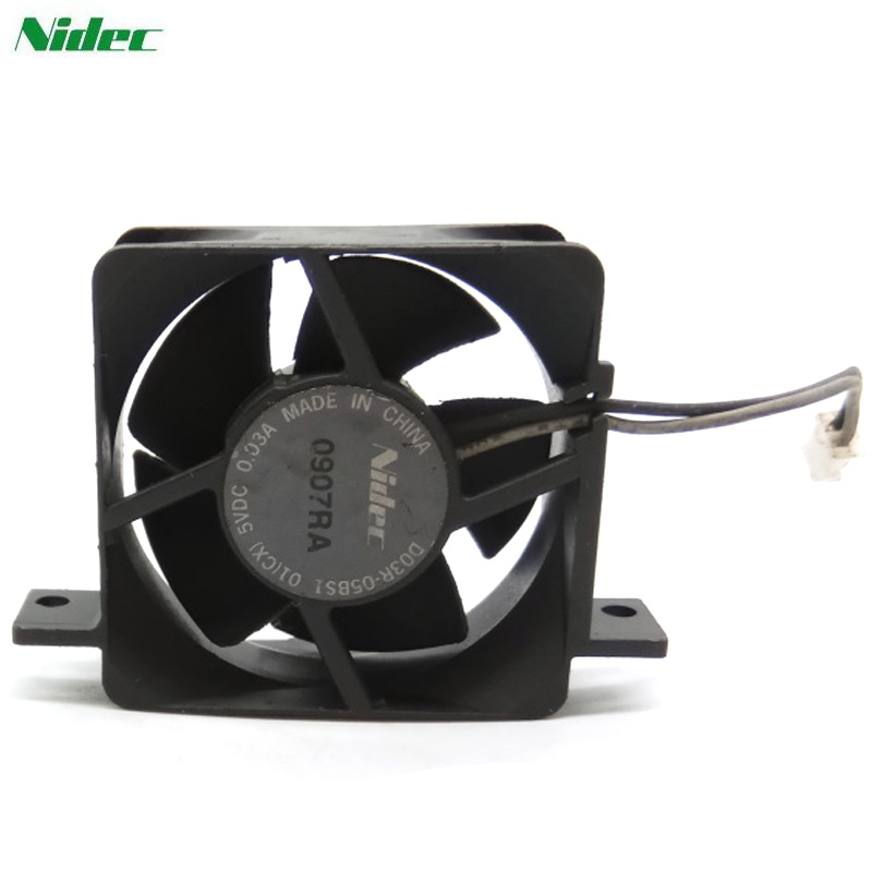 For Nidec D03R-05BS1 01 (CX) DC5V 0.03A 3.5CM 3515 35x35x15mm  Super Silent Cooling Fan