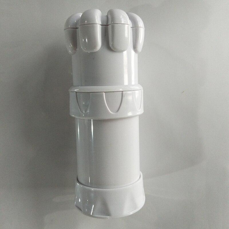 Garlic Master - Minced Garlic in Seconds Garlic Press Chopper Garlic Mincer Crusher - Dishwasher Safe