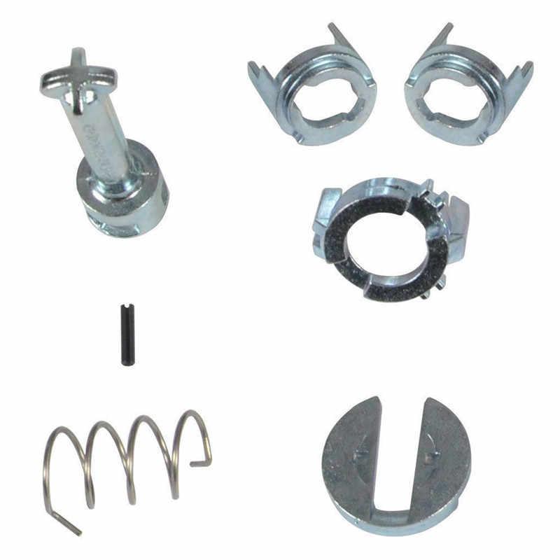 Door Lock Cylinder Barrel Repair Kit Replacement Parts Front Driver Side for E46 3 Series 1998-2005 Door Lock Repair Tool