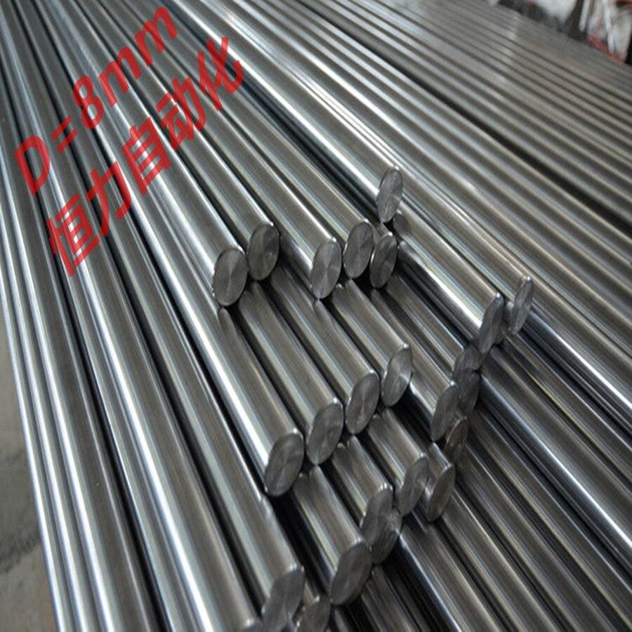 Three length : 330-380-400mm for 8mm linear rod shaft LM8UU CNC parts 3D printer parts
