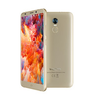 5 7 HD 18 9 Screen MTK6737T Quad Core Android 7 0 Fingerprint 2GB 16GB Mobile