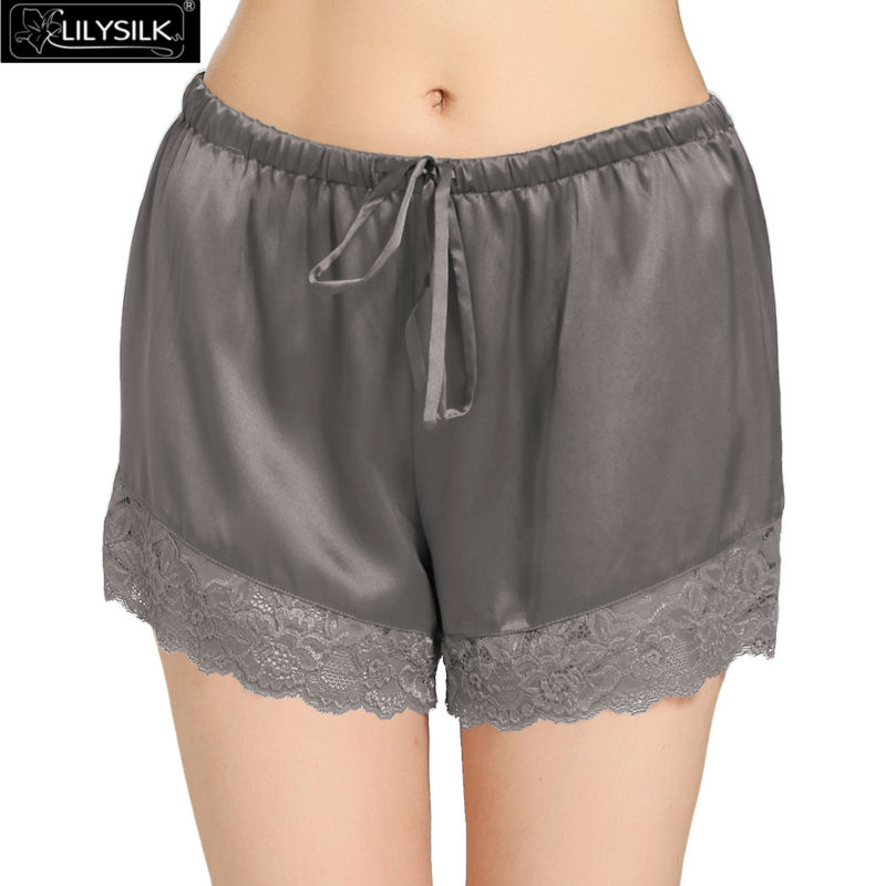 1000-dark-gray-22-momme-mulberry-silk-tap-pant-with-lace-trim-01