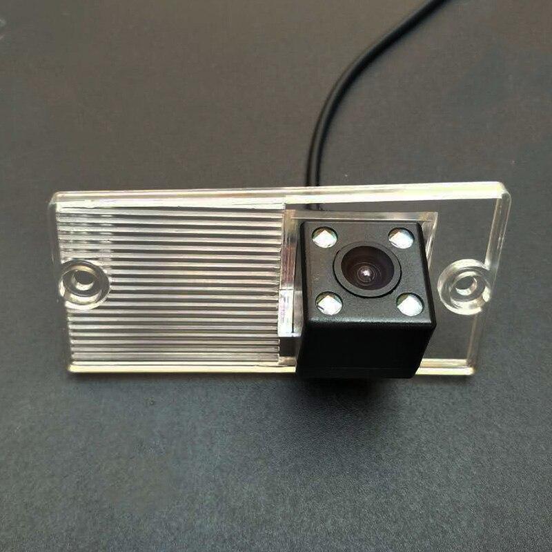 Caméra de Stationnement de voiture Pour KIA Sorento BL/Naza Sorento 2002 ~ 2009/HD CCD Nuit Vision Auto Arrière vue Caméra/RCA AUX NTSC