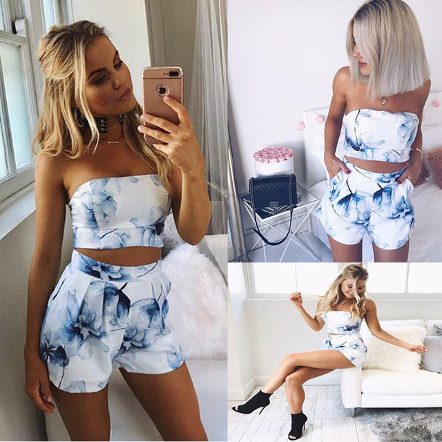 Boho Style Summer Jumpsuits Overalls