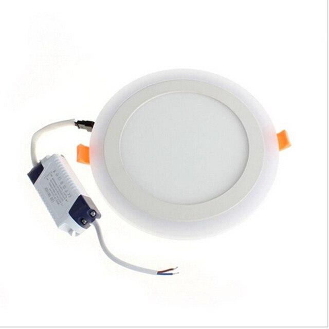 new Led paneel Downlight Ronde 9 W 3 Model LED Lamp Panel Licht twee ...