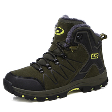 New Women's Waterproof Walking Shoes Antiskid Desert Jungle Trekking Sport Shoes Keep Warm Lovers Hunting Female Durable Shoe