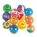 50 unids/set 13 cm Mini Multi Inflable DEL PVC Bola Del Océano Niños Playa/Piscina/Baño de Bolas Juguetes Para Bebés Paty suministro de Piscinas De Bolas Envío Gratis
