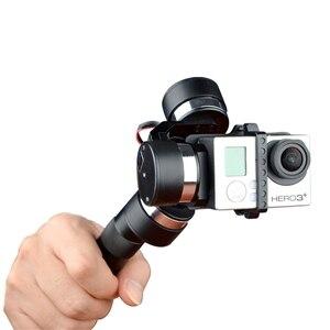 Original Zhiyun Z-ONE Pro V1.02 cardan de caméra 3 axes portable pour Gopro 3 Gopro 4 cardan sans balai portable pour Gopro