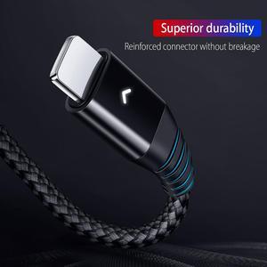 Кабель Micro Usb 3 в 1 со светодиодной подсветкой, Type C, не быстрая зарядка, для Samsung S10 9, xiaomi mi a2, Usbc, Cabos, зарядный кабель Micro Usb, провод|Кабели для мобильных телефонов|   | АлиЭкспресс