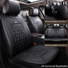 Universal PU Leather car seat covers For Toyota Corolla Camry Rav4 Auris Prius Yalis Avensis SUV auto accessories breathable car seat covers for toyota corolla camry rav4 auris prius yalis avensis suv auto accessories car sticks