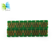 10 pieces/lot stable maintenance tank chip one time use compatible for epson sure color sc-T3000 T5000 T7000 printers