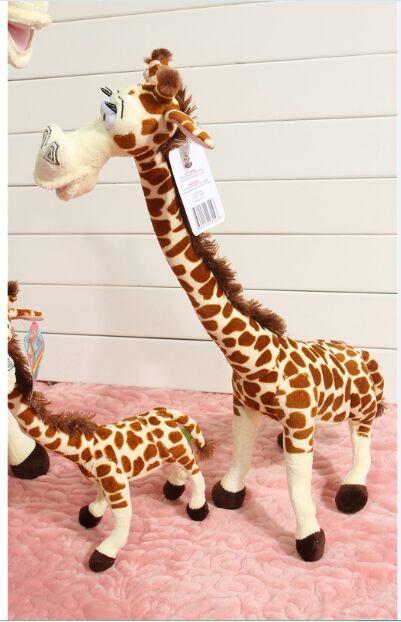 creative plush giraffe toy new giraffe doll gift about 93cm big plush simulation giraffe toy new creative standing giraffe doll gift about 115cm