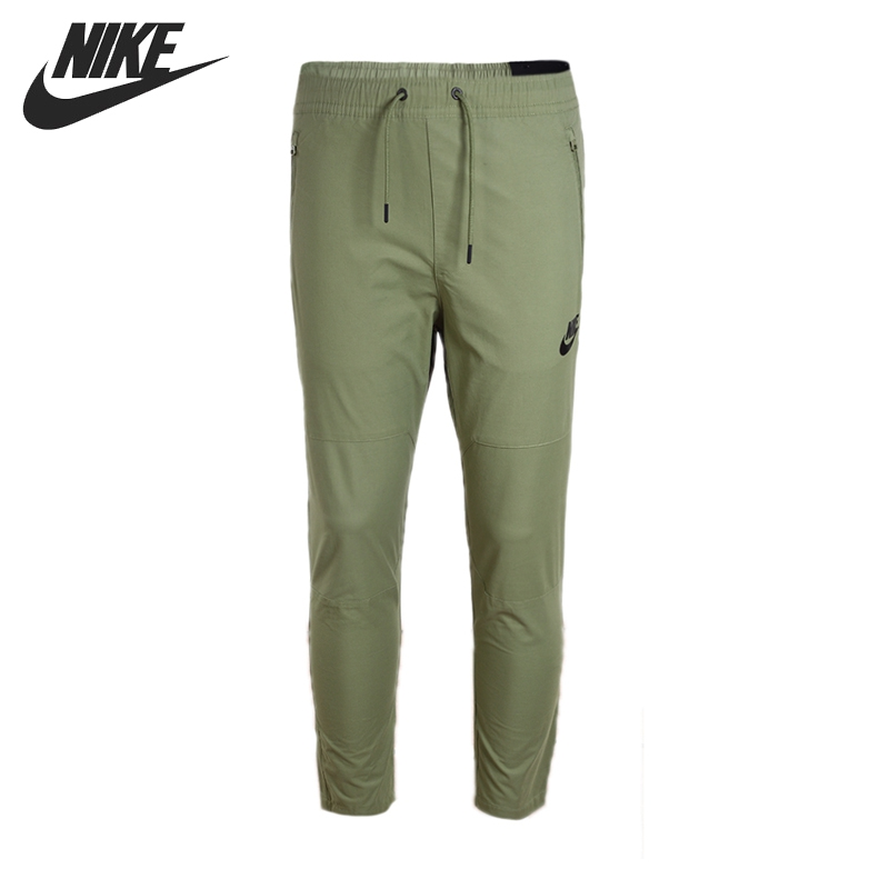 Original New Arrival 2017 NIKE AS M NSW AV15 PANT WVN Men's Pants Sportswear original new arrival 2017 nike as w nsw rally pant reg women s pants sportswear