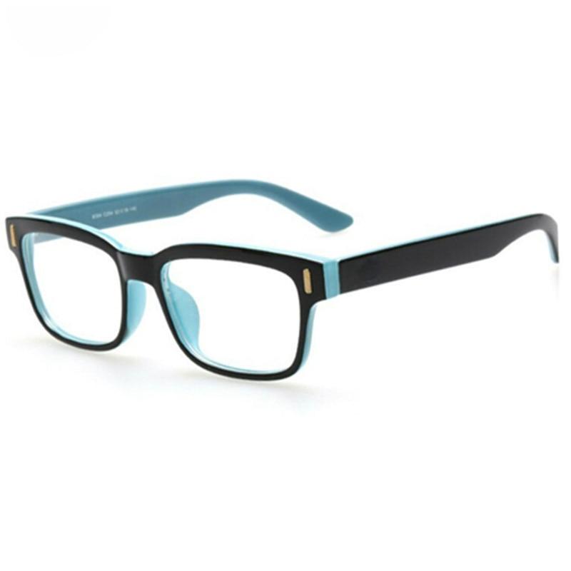ᑎ‰Ordenador Gafas Marcos en forma de V Logo marca diseño cuadrado ...