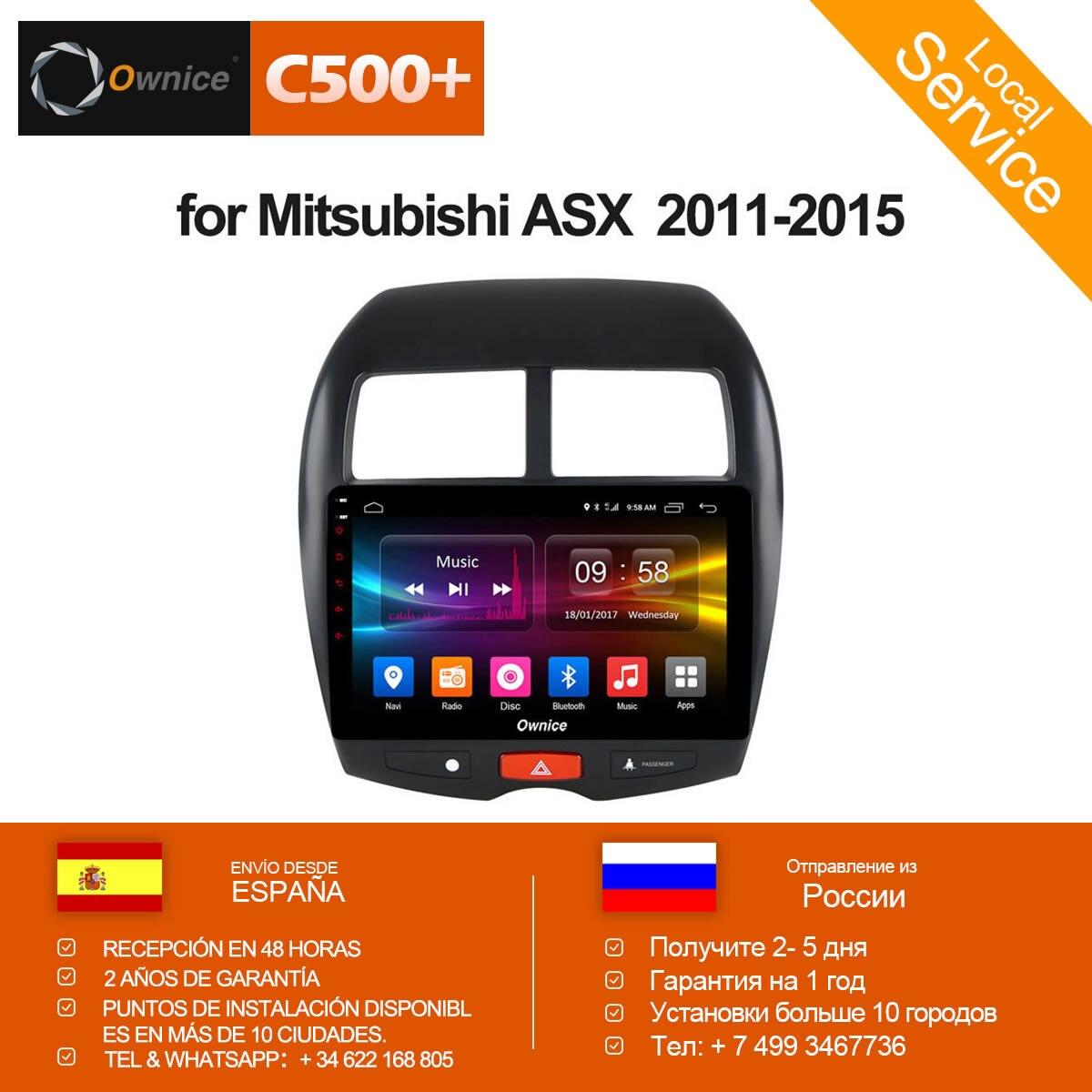 Ownice C500 + G10 10.1