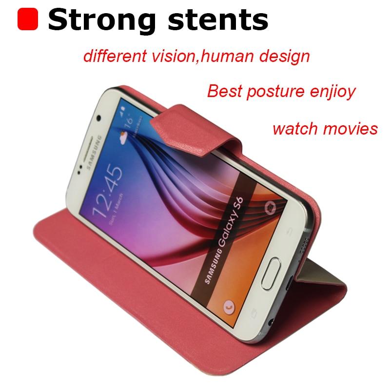 5 գույ Super! Blackview E7s Case Fashion Business Magnetic - Բջջային հեռախոսի պարագաներ և պահեստամասեր - Լուսանկար 5