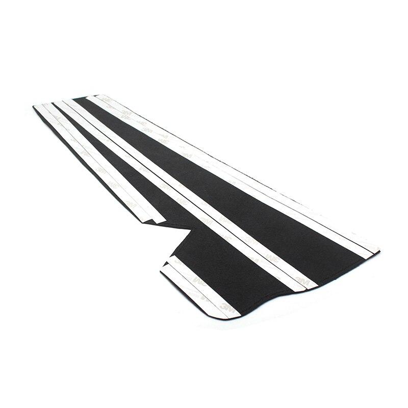 Image 3 - Автомобиль вождения сторона коровья кожа дверь подлокотник ручка Pull Защитная крышка для BMW 5 Ser F10 F18 2011 2012 2013 2014 2015 2016 2017-in Лепнина для интерьера from Автомобили и мотоциклы