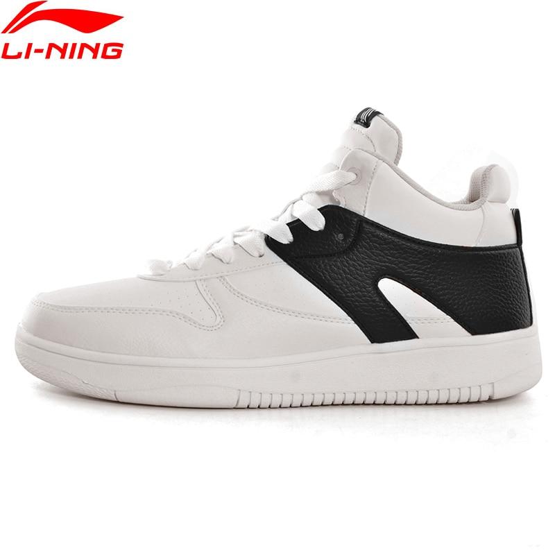 Li-Ning Men Sports Life Walking Shoes Fitness Comfort Sneakers Skid-Resistance LiNing Sport Shoes GLKM113 YXB125 original li ning men professional basketball shoes