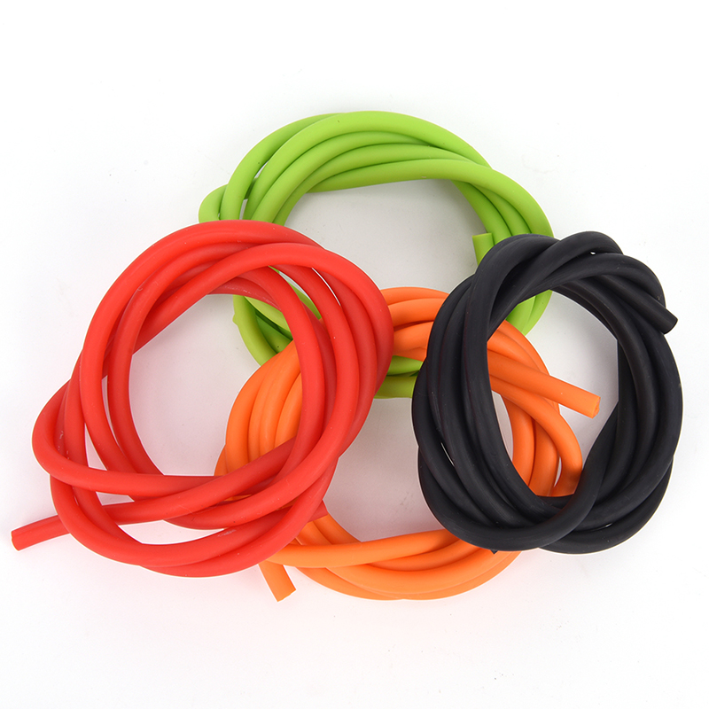 Latex Line Latex Wire Tied Band Slingshot Tube Fittings 1m Length Rubber Bands