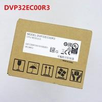 Original PLC controller DVP32EC00R3 PLC EC3 series 100 240VAC 16DI 16DO Relay output