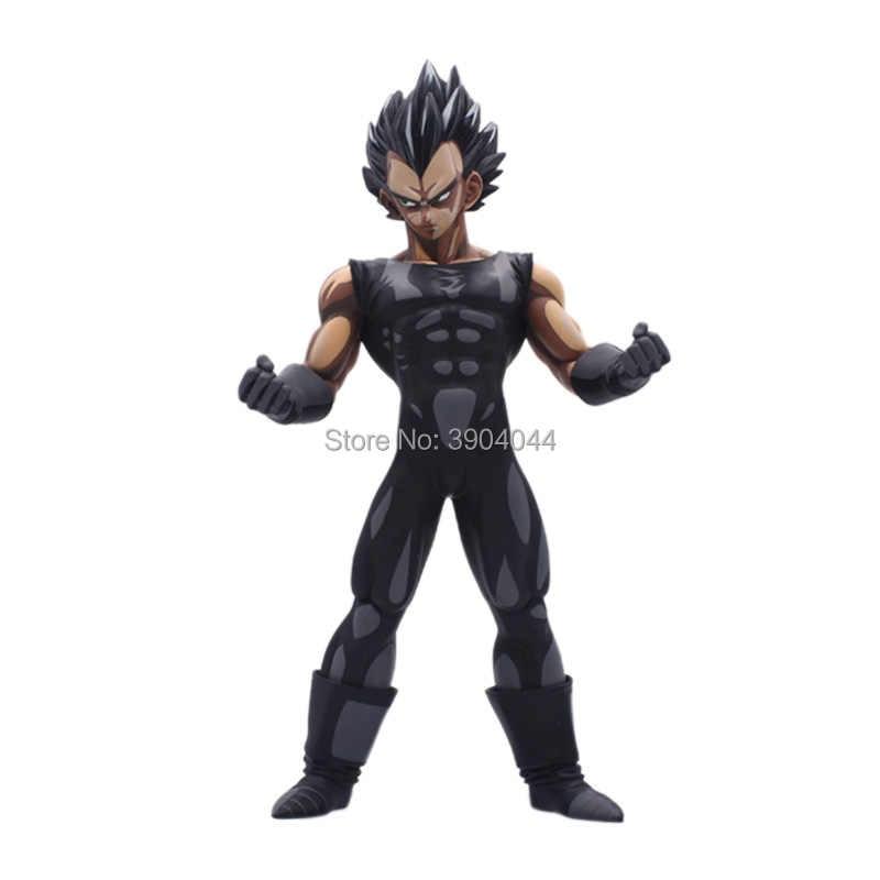 Dragon Ball Z Son Goku Vegeta Action Figures Model Master Stars Piece Chocolate