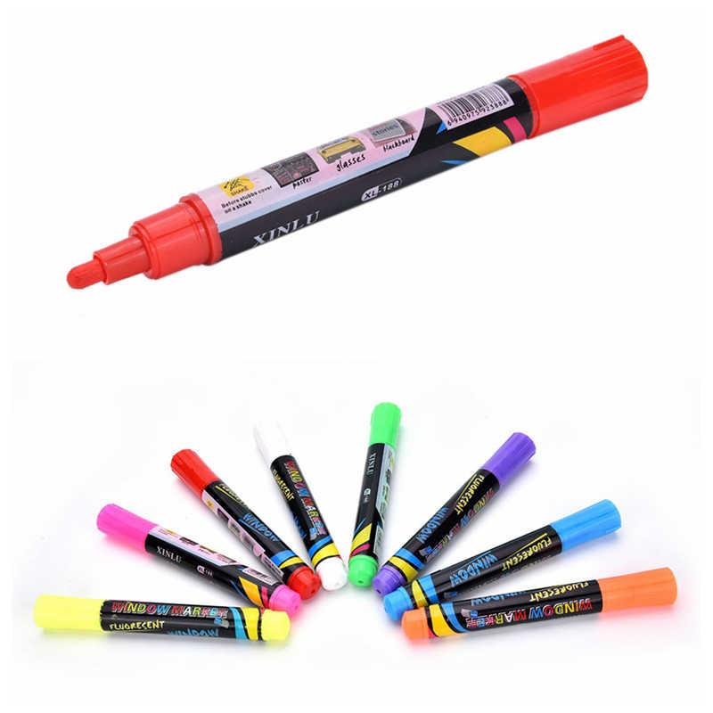 Wholesale 5//10 Plastic Black Whiteboard Marker Dry Erase Pen with Eraser Lid Cap