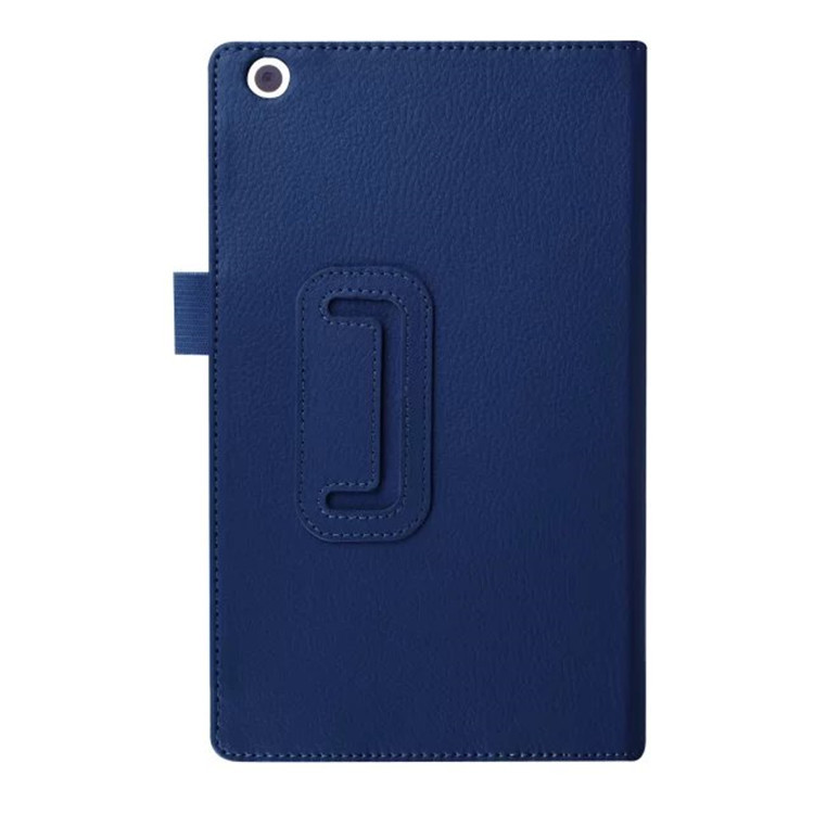 New Tab3 8 Protective Bag Flip PU Leather Book case For Lenovo Tab 3 8 8.0 inch TB3-850F / TB3-850M Tablet PC Litchi Stand Cover tribe pattern protective pu pc flip open case w stand card slots for iphone 6 4 7