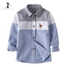 34bea9ae979 Школьные Рубашки Для Мальчиков – Купить Школьные Рубашки Для Мальчиков  недорого из Китая на AliExpress