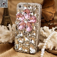 Luxury Note 8 5 3 4 Clear Crystal Rhinestone Diamond Phone Case For Samsung Galaxy Note 8 5 3 4 2 DIY Soft TPU Case Cover Shell