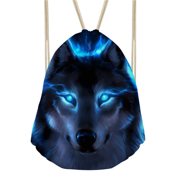 Noisydesigns Dog Backpacks Animal Backpack Backpack For Teenagers Drawstring Bag Rucksack Travel Bagpack Feminine Backpacks