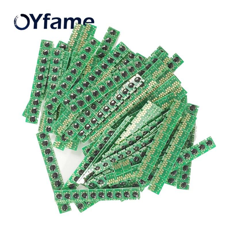 OYfame 50 pcs T5846 Novo Chip compatível Chips de uma vez para o cartucho de tinta Epson PM200 PM240 PM260 PM280 PM290 PM225 PM300 T5846