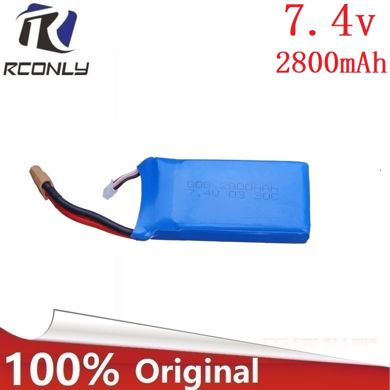 Upgraded 11.1V 2800MAH 30C Battery for Cheerson CX-20 RC Quadcopter Free shipping 3pcs cx20 newest cheerson cx 20 11 1v 2800mah 30c li po battery with charger cx 20 rc quadcopter spare parts max rate for toys
