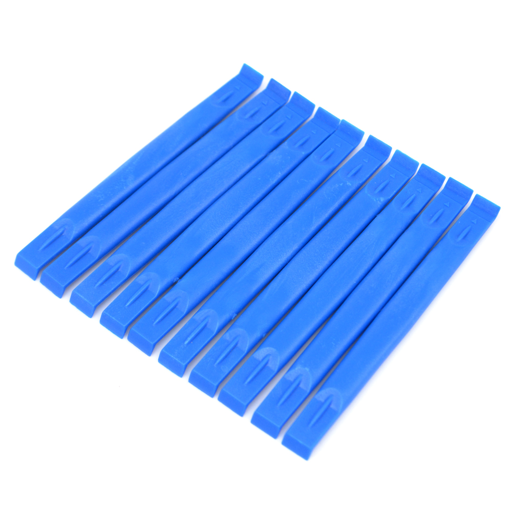 50/100pcs/set Plastic Spudger Blue Stick Mobile Phone Repair Tools Kit For iPhone iPad Samsung Cell Phone Hand Tools