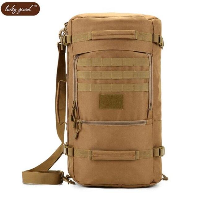 69f7a6b7a7e3 Новый военный рюкзак мужской 50 л водостойкий Оксфорд 1680 d рюкзак  туристический водостойкий досуг рюкзак камуфляж