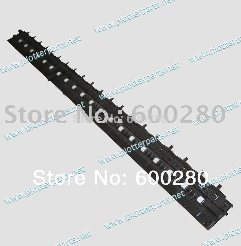 Q1251-60305 C6090-60080 Center platen assembly  for the HP Designjet 5500 plotter parts free shipping formatter board q1251 69269 q1251 69030 c6090 60012 q1251 60269 for the hp designjet 5500 5100 plotter parts